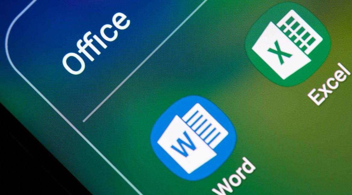 Excel for Document Control